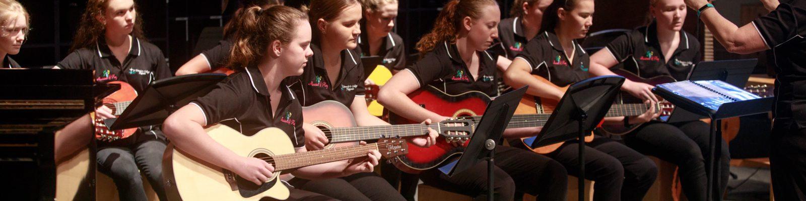 Capricorn Coast Combined Schools' Music Festival